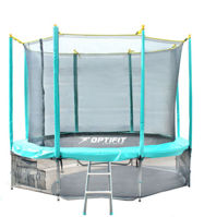 Батут OPTIFIT Like Green 8ft 2,44 м