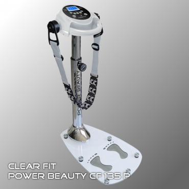Вибромассажер Clear Fit Power Beauty CF 135 P